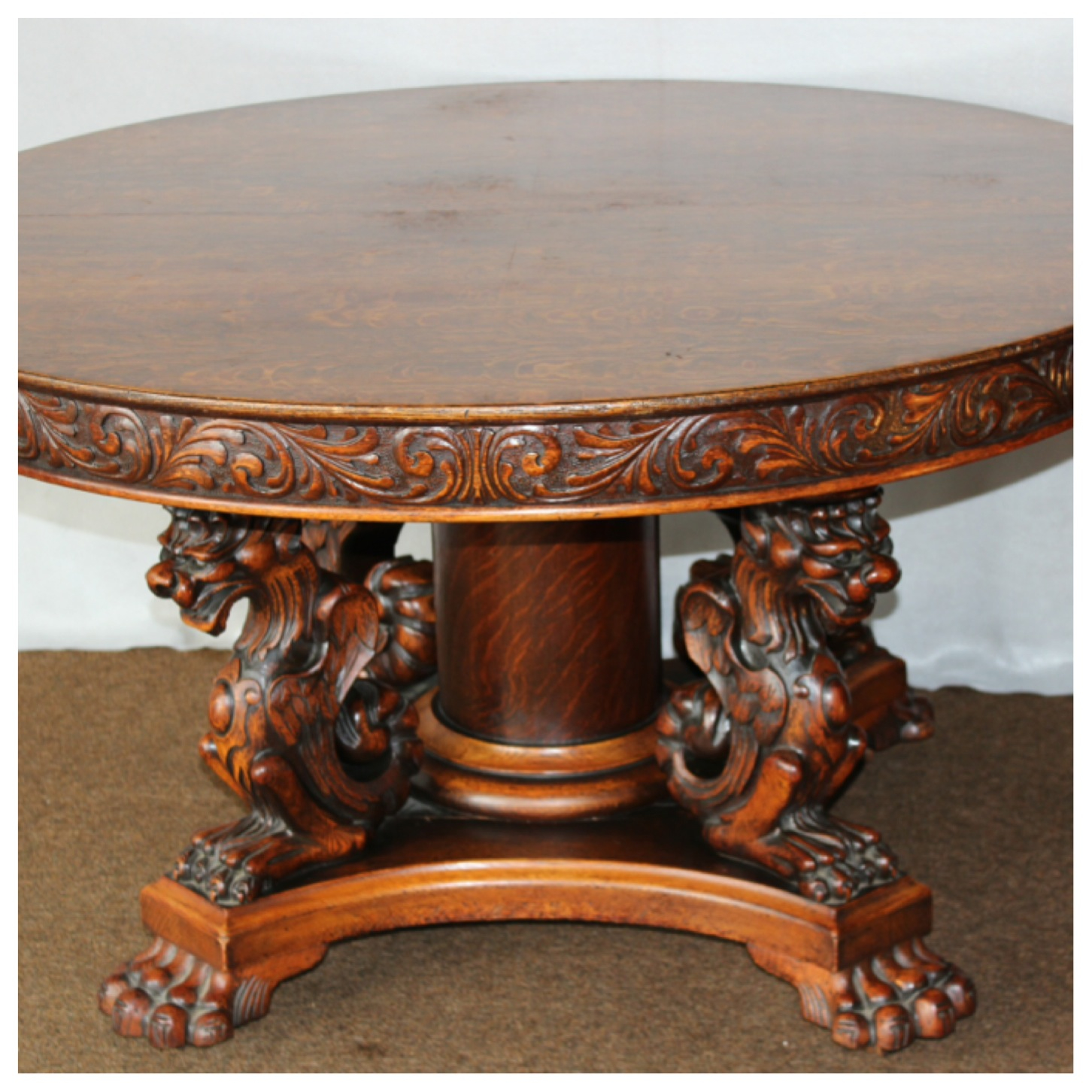 #F4218a Dining Table - Furniture Product Categories Bogart, Bremmer & Bradley Antiques
