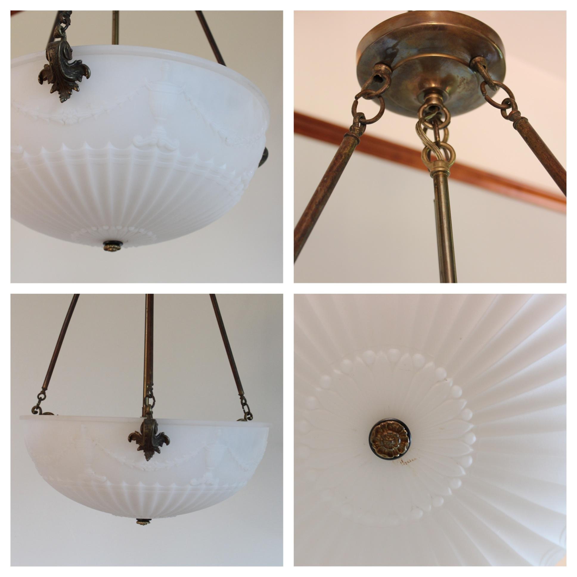A8221 camphor glass bowl light bogart bremmer bradley antiques a8221 camphor glass bowl light aloadofball Images