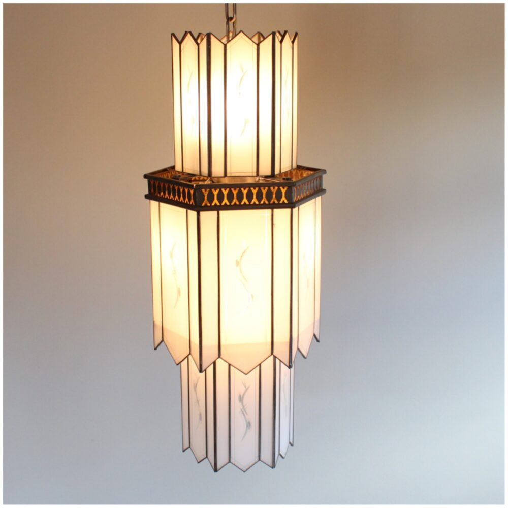 Wall Sconces Theater Lighting : #A7329 Art Deco Theatre Light Bogart, Bremmer & Bradley Antiques