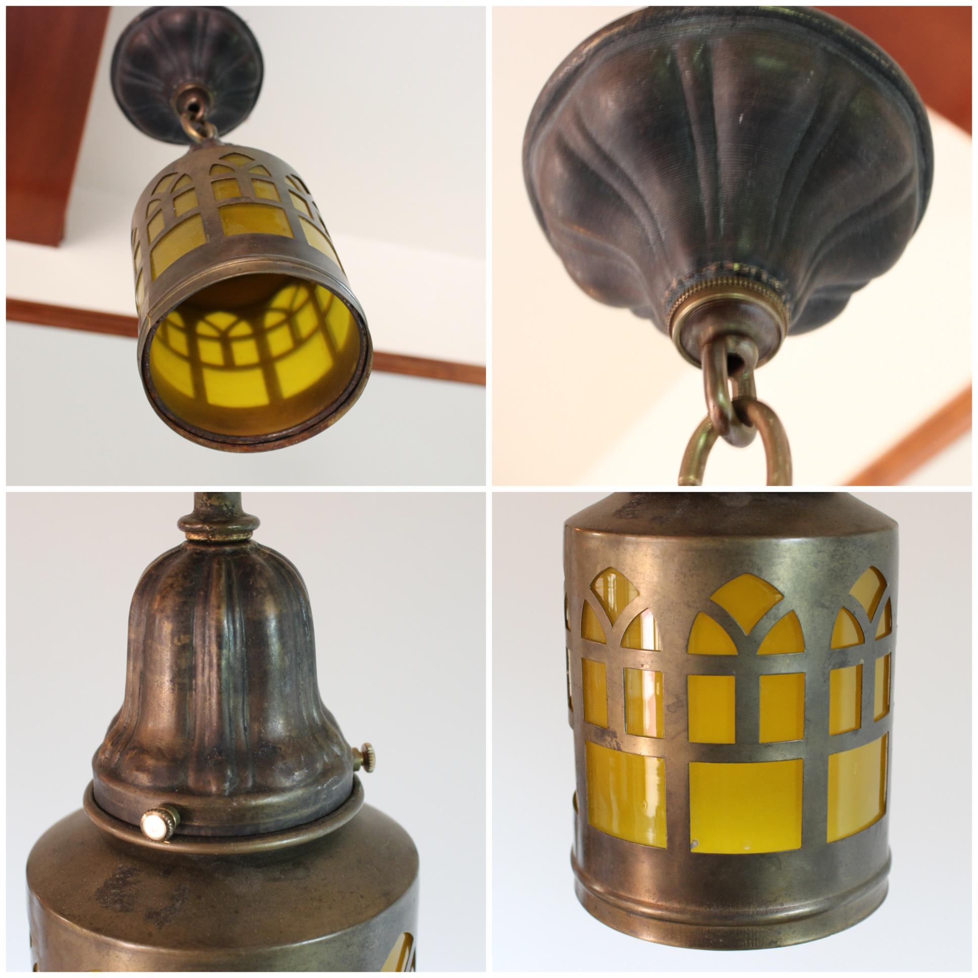 DIY107 Porch Lantern Bogart Bremmer Bradley Antiques