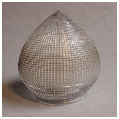 S1031 Hollophane Globe Bogart Bremmer Bradley Antiques